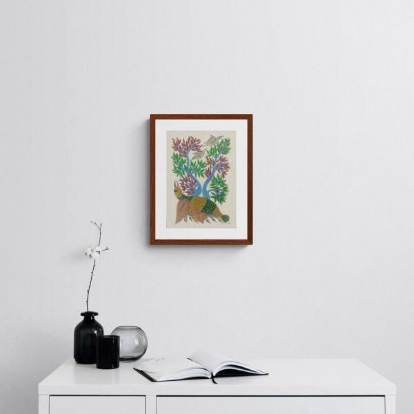 Bird Framed Painting