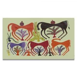 Horses Pithora Art