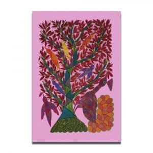 Tree of Life Pithora Art