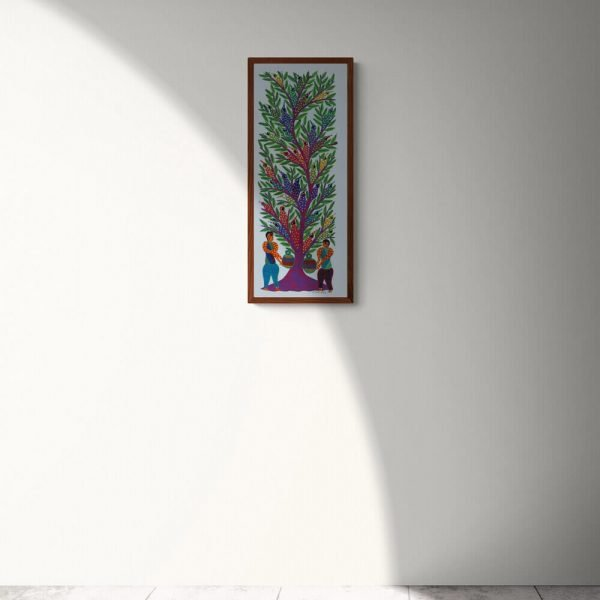 Tribal and Trees Home Decor